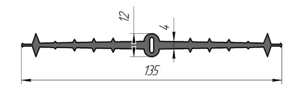 ЦД-135К15 центральные деформ-е