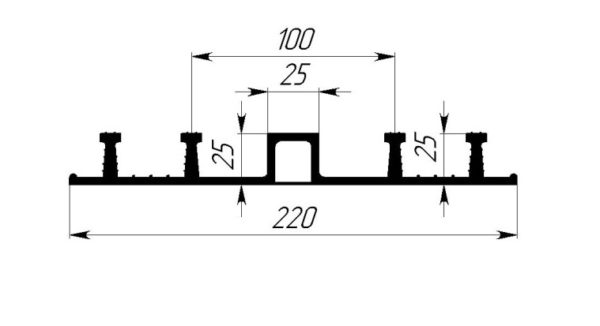 ОДР-220К25(Р)