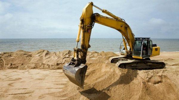Югтехстрой заявил, что решил проблему нехватки строительного песка в Крыму