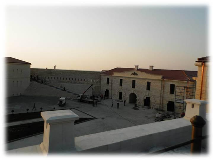 Константиновская батарея в г.Севастополь