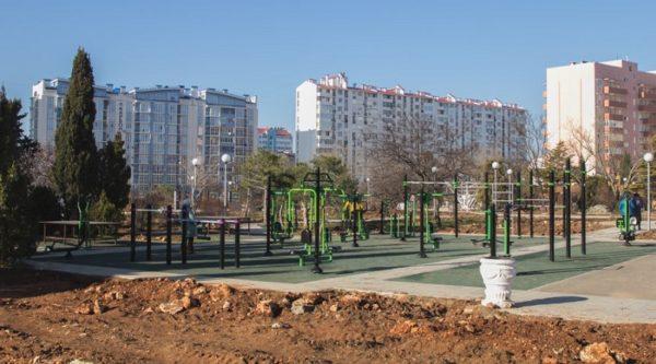 Загружен дляВласти Севастополя намерены приступить к глобальному благоустройству районов города