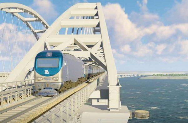 Власти ожидают снижение стоимости крымских товаров после запуска железнодорожного участка Крымского моста